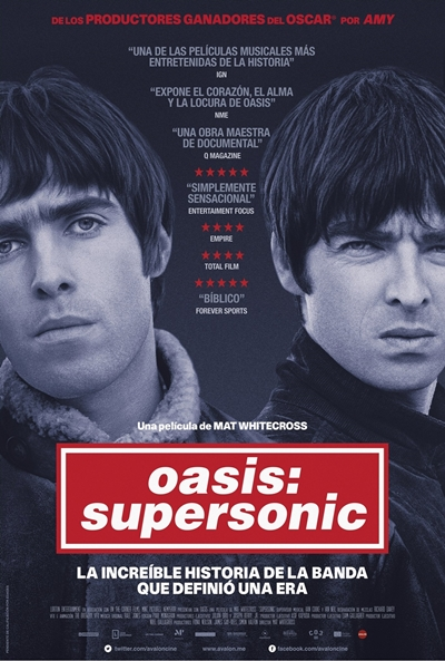 Oasis Supersonic Descargar