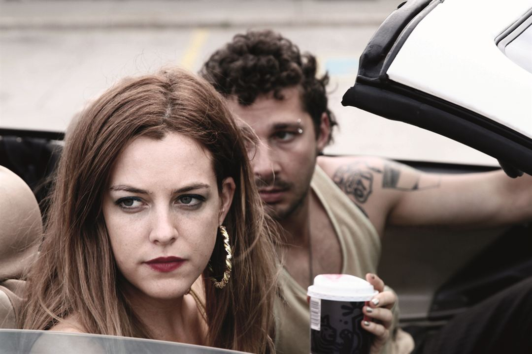 American Honey : Foto Riley Keough, Shia LaBeouf