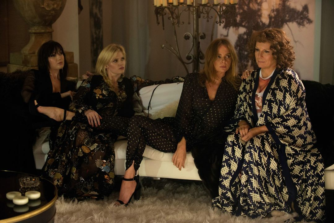 Absolutamente fabulosas : Foto Jennifer Saunders, Stella McCartney