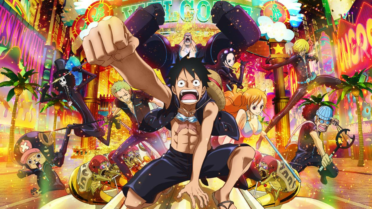 One Piece: Gold : Foto