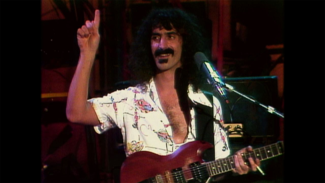 Eat That Question. Frank Zappa en sus propias palabras : Foto Frank Zappa