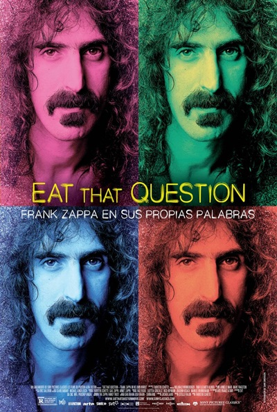 Eat That Question Frank Zappa en sus propias palabras Descargar