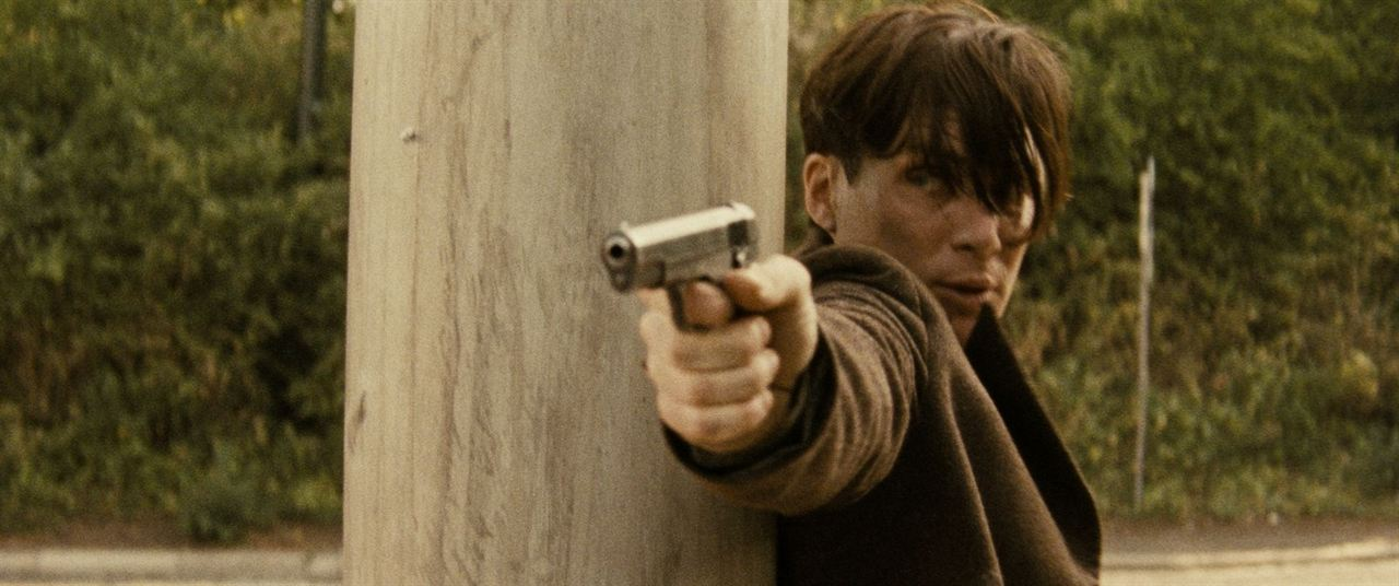Operación Anthropoid : Foto Cillian Murphy