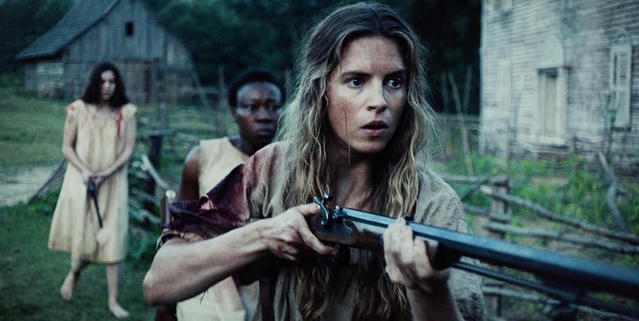 En defensa propia : Foto Brit Marling