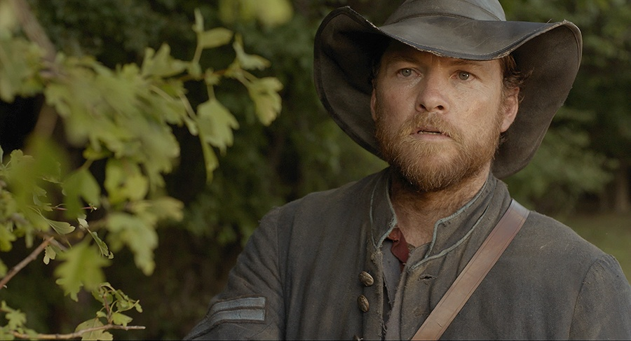 En defensa propia : Foto Sam Worthington