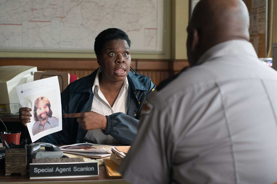 De-mentes criminales (Masterminds) : Foto Leslie Jones