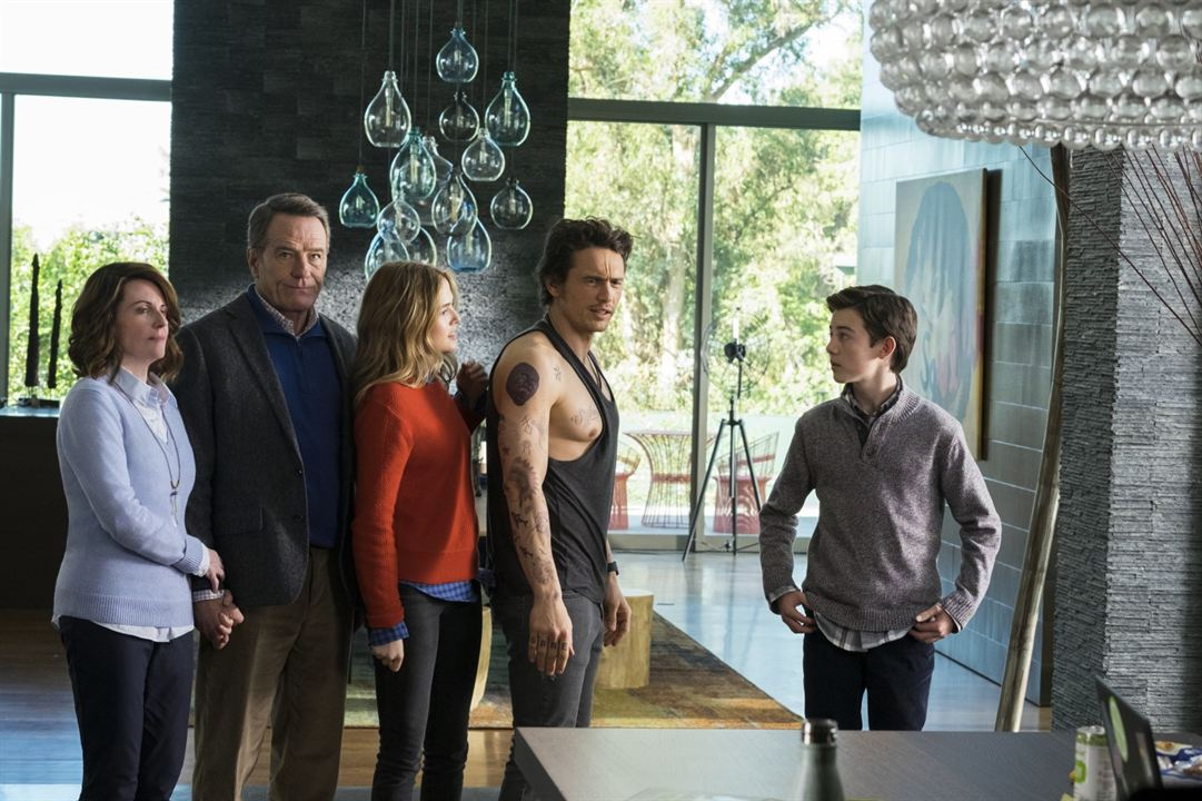 ¿Tenía que ser él? : Foto Bryan Cranston, Griffin Gluck, James Franco, Megan Mullally, Zoey Deutch