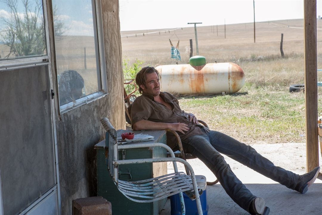 Comancheria : Foto Chris Pine