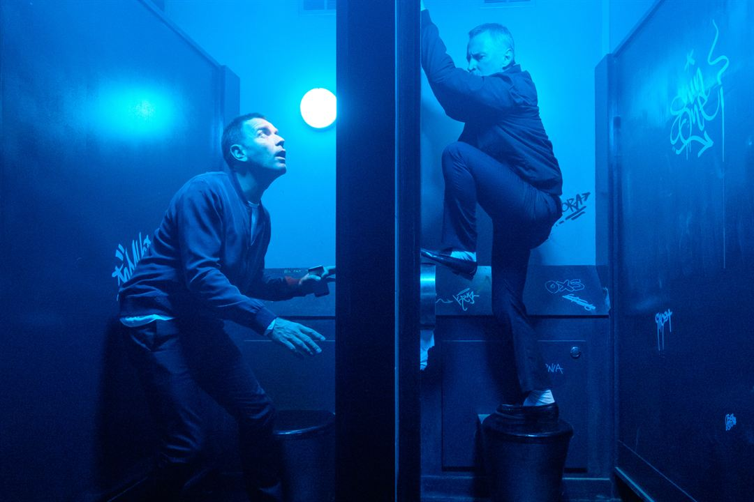 T2 Trainspotting : Foto Ewan McGregor, Robert Carlyle