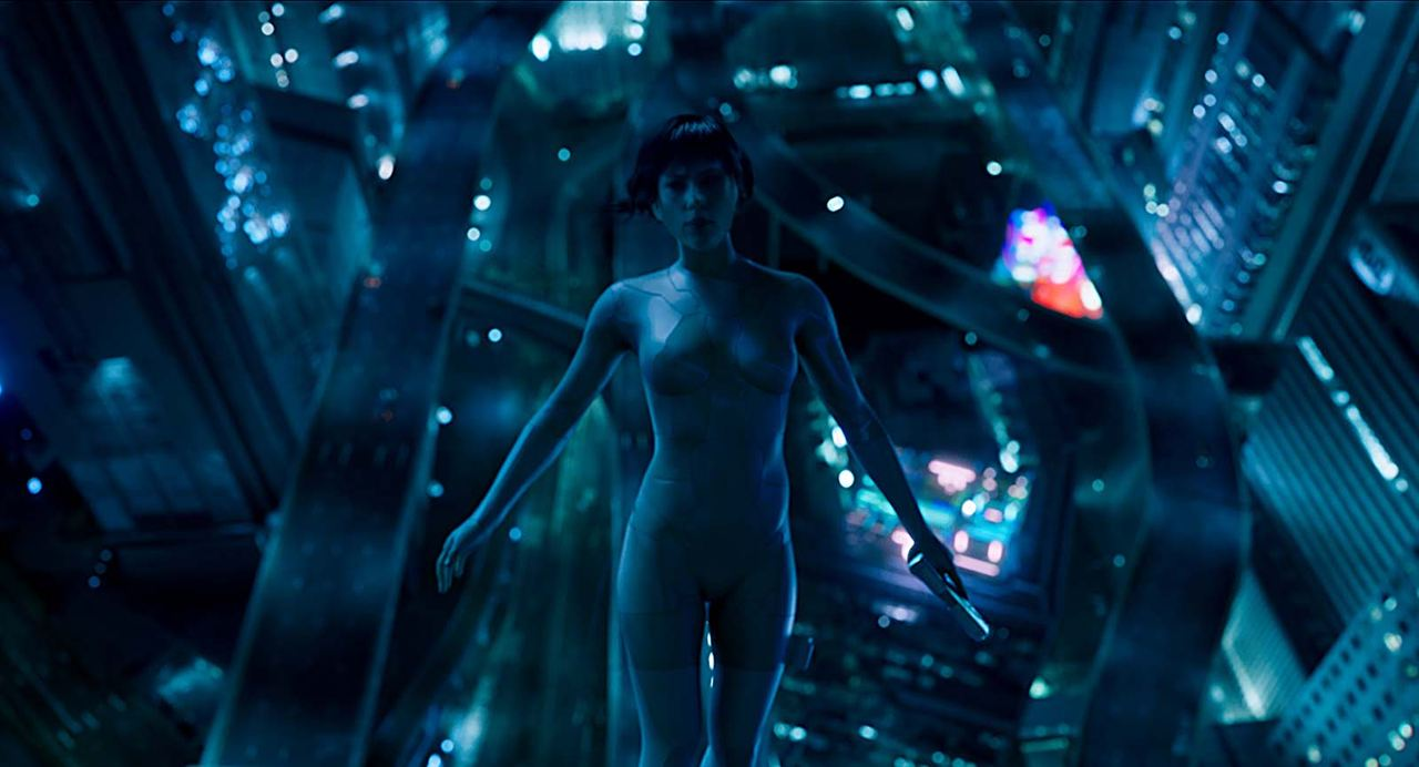 Ghost in the Shell: El alma de la máquina : Foto Scarlett Johansson