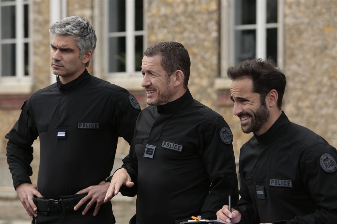 RAID Dingue : Photo Dany Boon, Florent Peyre, Francois Vincentelli