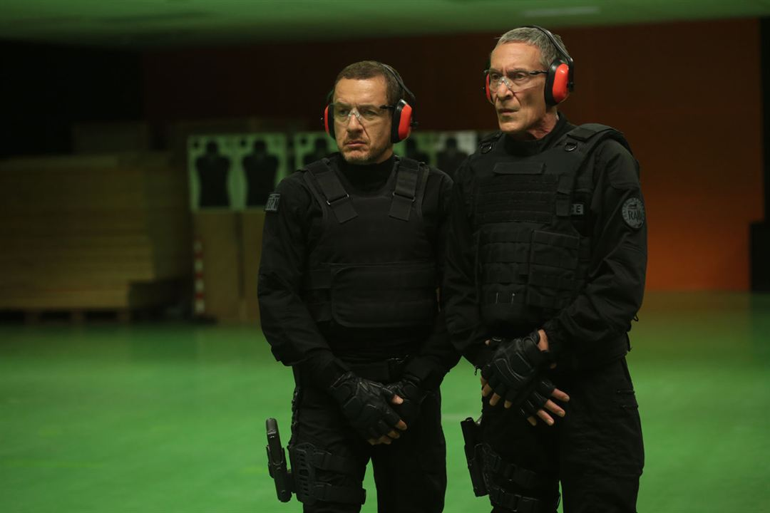RAID Dingue : Photo Dany Boon, François Levantal