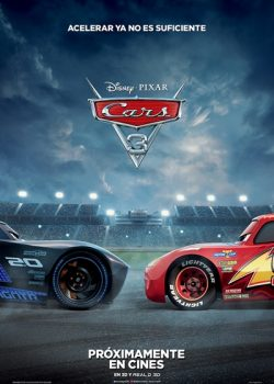 Descargar Cars 3 HD 1080p YIFY-Torrent