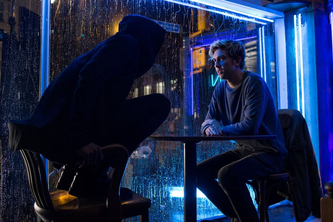 Death Note : Foto Lakeith Stanfield, Nat Wolff