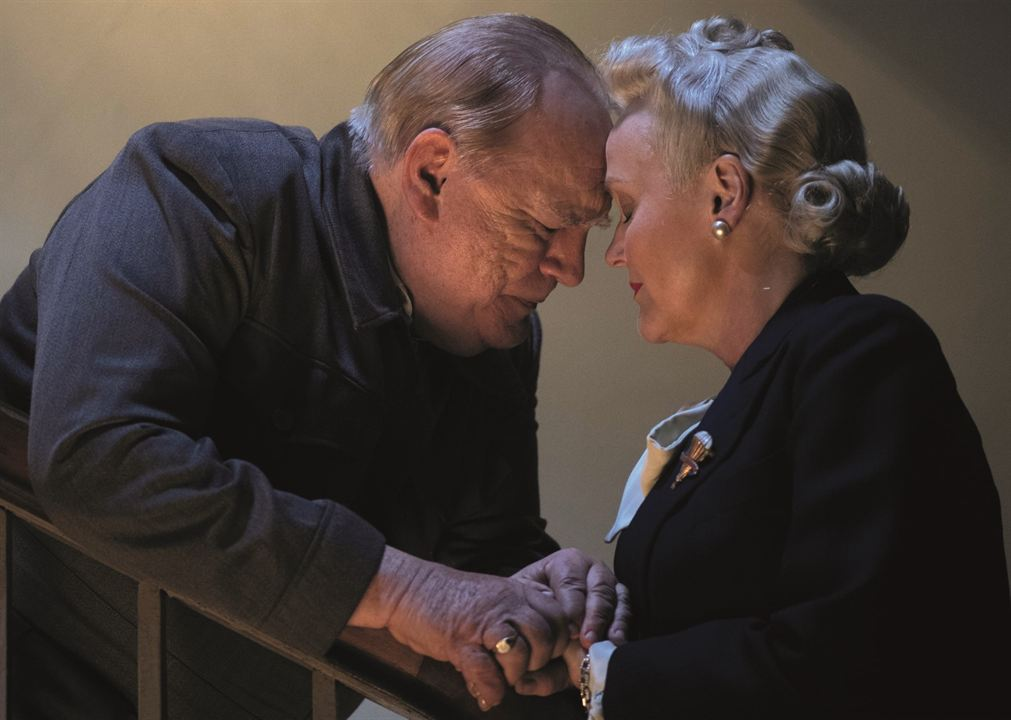 Churchill : Foto Brian Cox, Miranda Richardson
