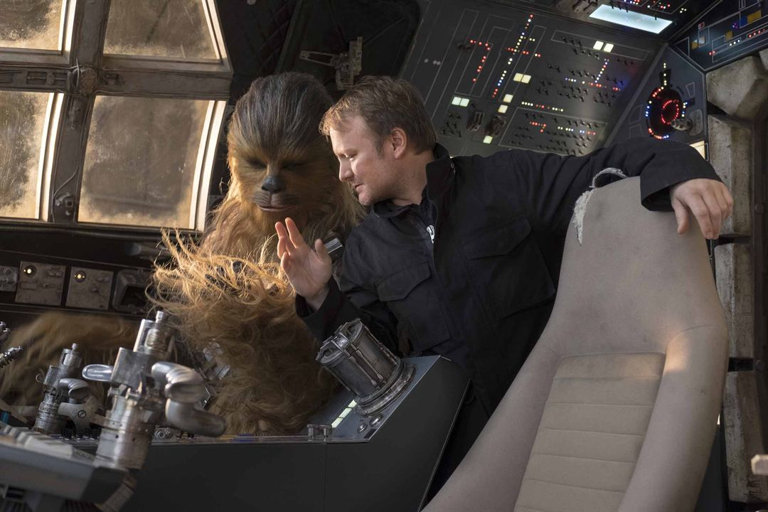 Star Wars: Los últimos Jedi : Foto Rian Johnson