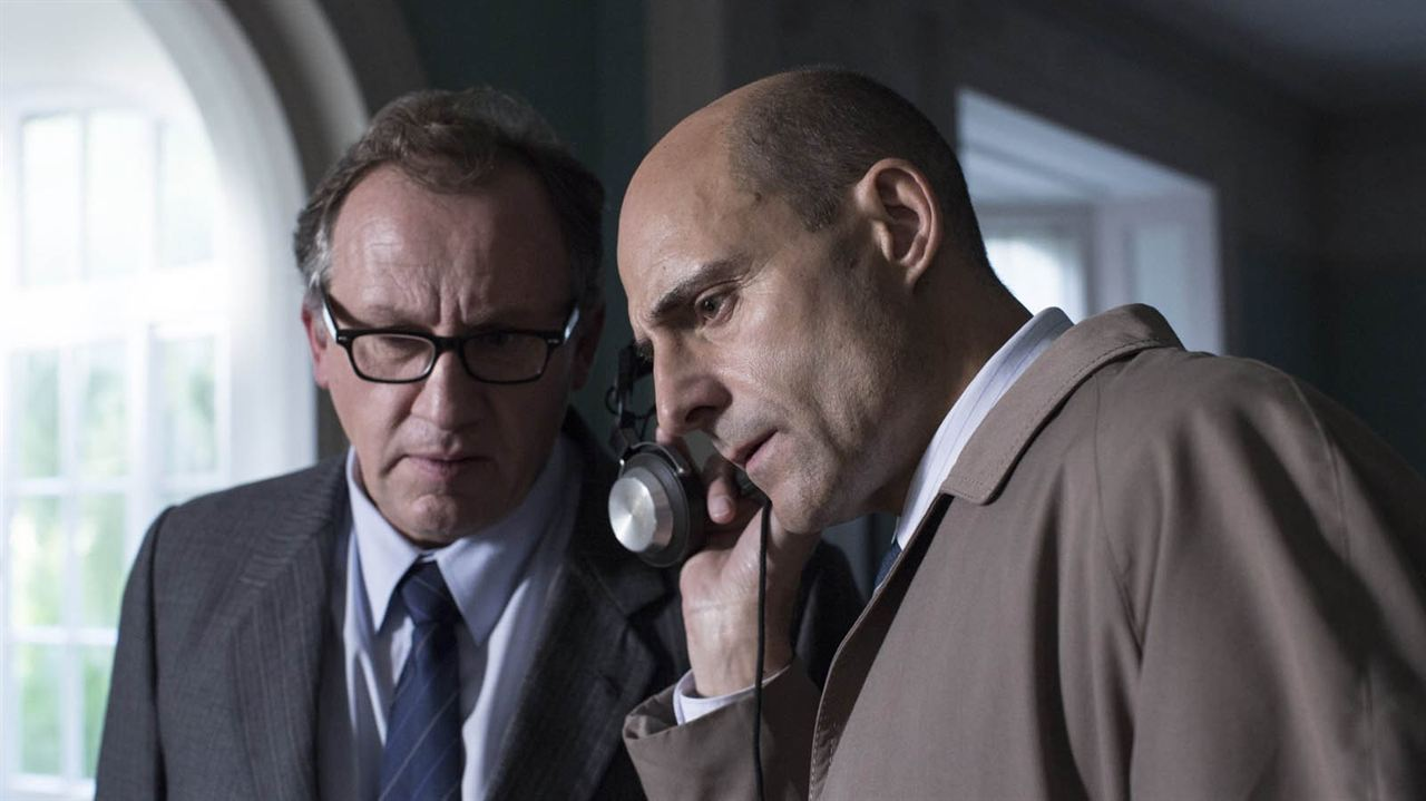 6 días : Foto Mark Strong, Martin Shaw