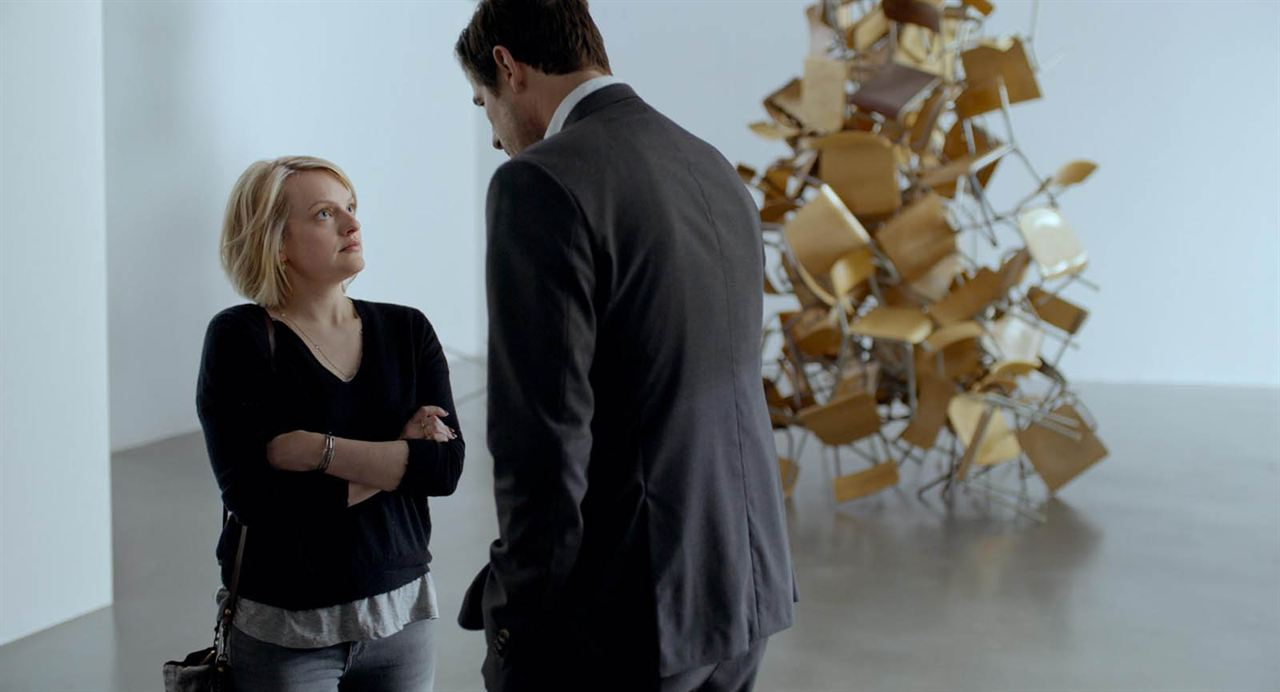 The Square : Foto Elisabeth Moss