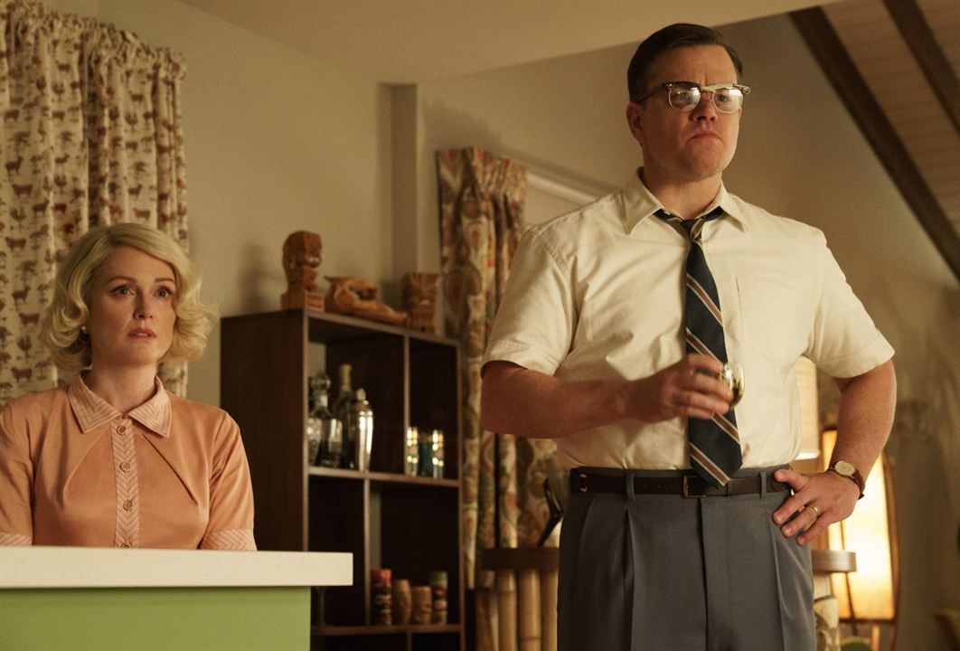 Suburbicon : Foto Julianne Moore, Matt Damon