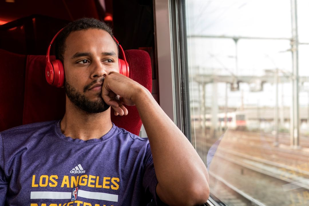 15.17 Tren a París : Foto Anthony Sadler