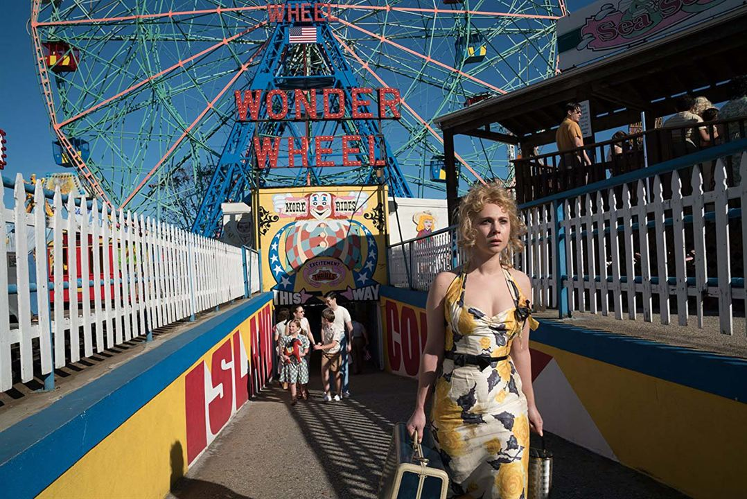 Wonder Wheel (La noria de Coney Island) : Foto Juno Temple