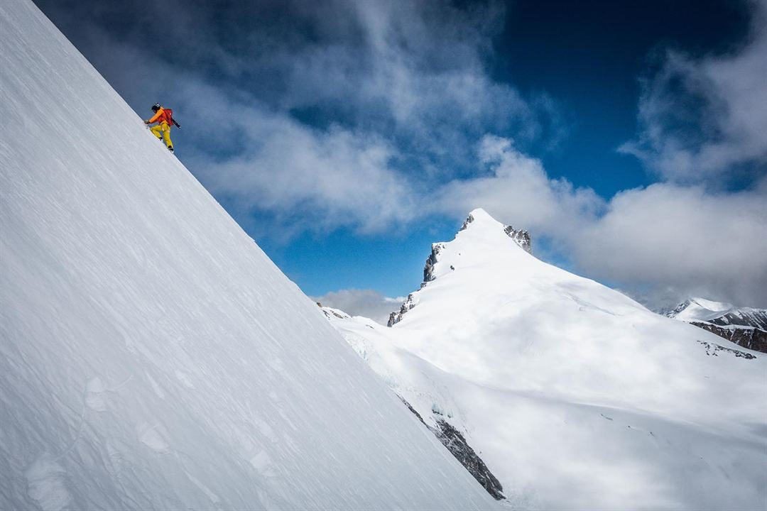Kilian Jornet. Path to Everest : Foto