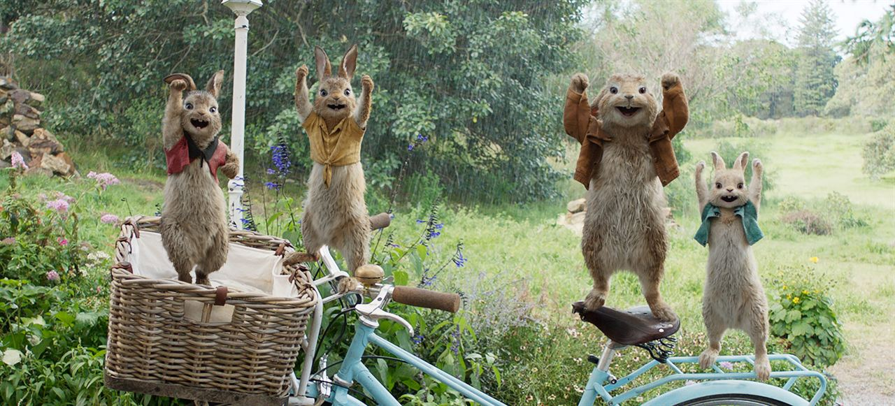 Peter Rabbit : Foto