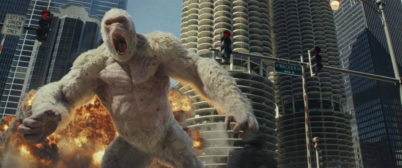 Proyecto Rampage : Foto