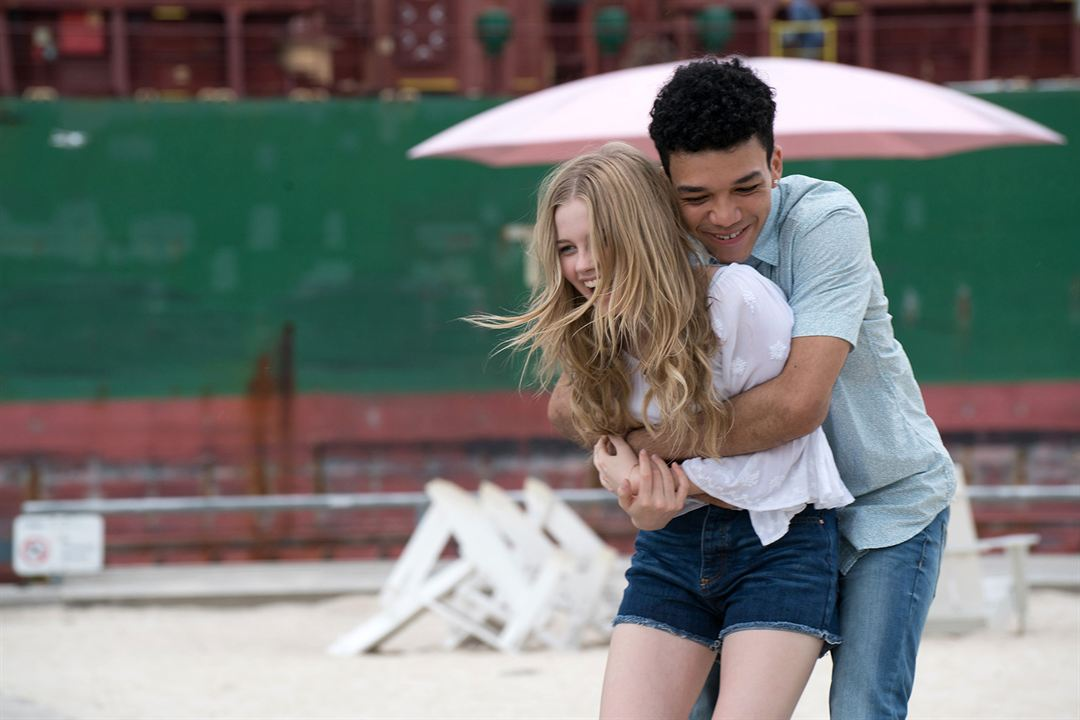 Cada día : Foto Angourie Rice, Justice Smith