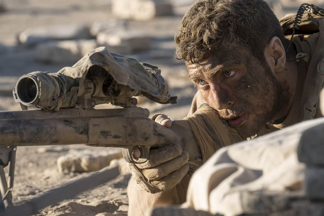 The Wall : Foto Aaron Taylor-Johnson