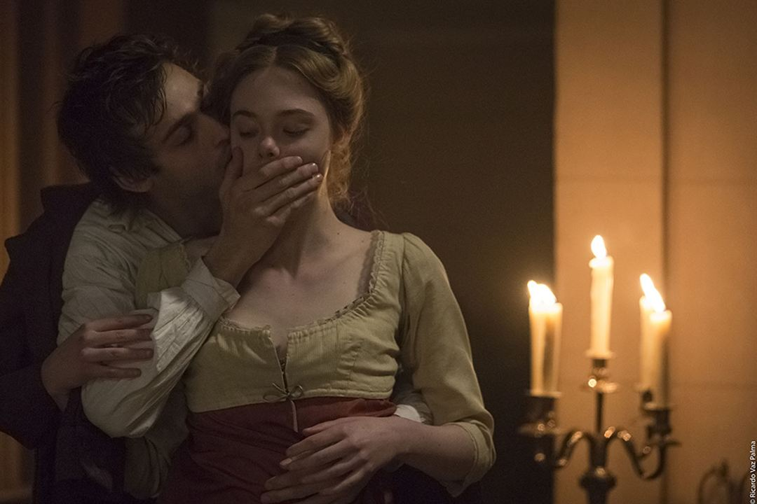 Mary Shelley : Foto Elle Fanning