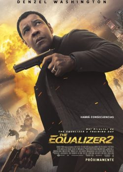 Descargar The Equalizer 2 HD 1080p Latino Gratis