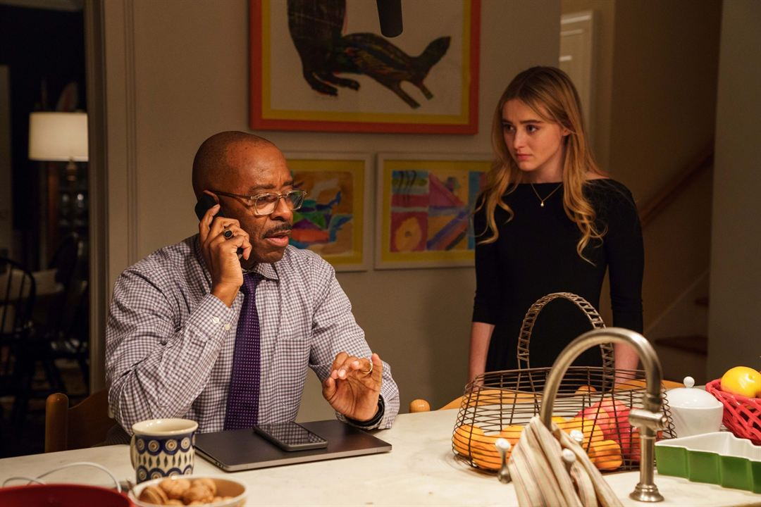 El regreso de Ben : Foto Courtney B. Vance, Kathryn Newton