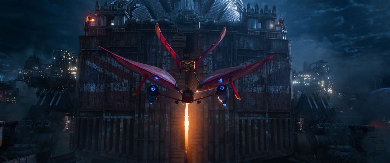 Mortal Engines : Foto