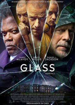 Descargar película Glass (Cristal) completa Español DVDRip 1080p