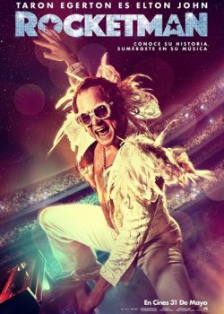 Descarga la película de Rocketman DVDRip Torrent