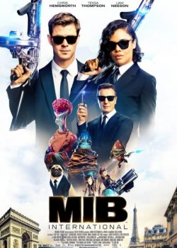 Descargar película Men in Black: International DVDRip