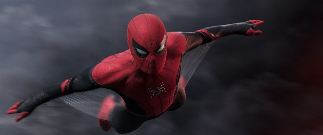 Spider-Man: Lejos de casa : Foto Tom Holland