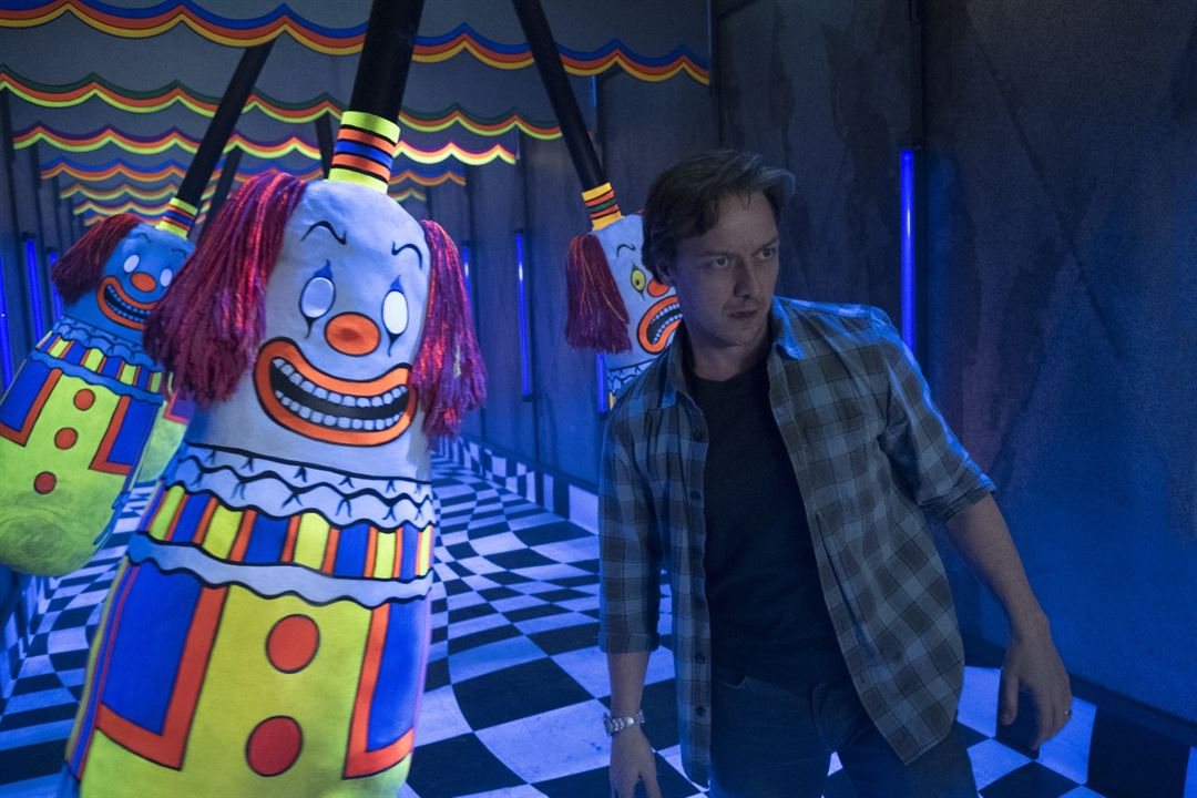 It: Capítulo 2 : Foto James McAvoy