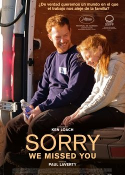 Sorry We Missed You Descargar película completa con Mega-Torrent