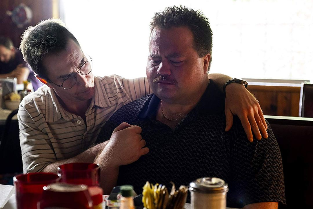 Richard Jewell : Foto Paul Walter Hauser, Sam Rockwell