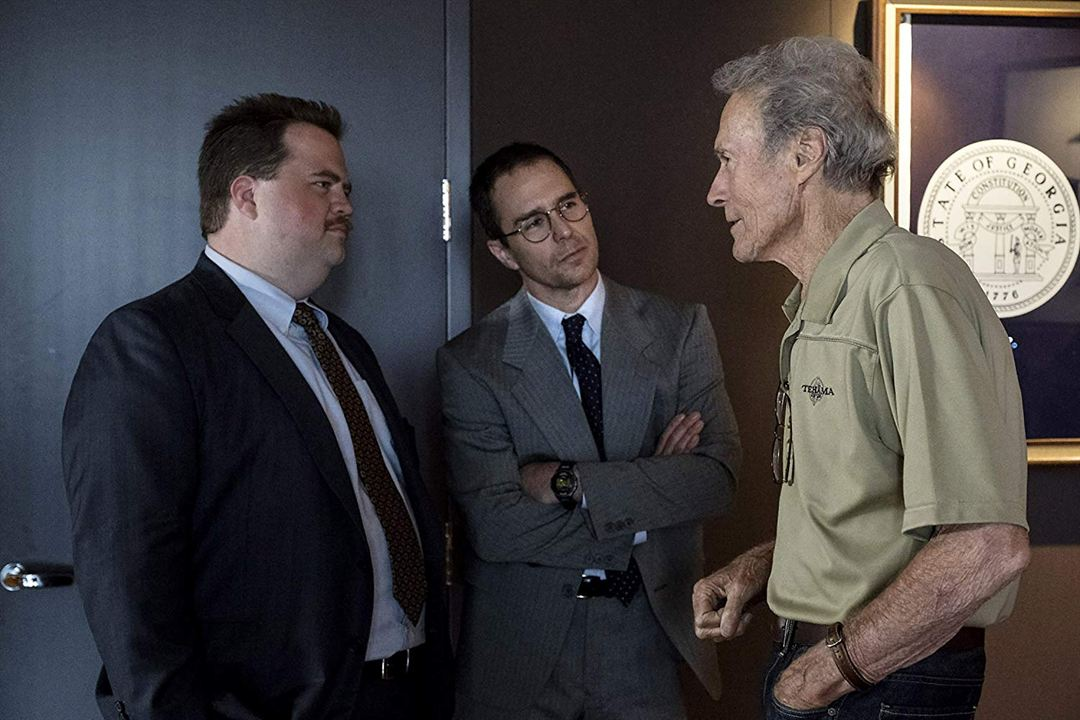 Richard Jewell : Foto Clint Eastwood, Paul Walter Hauser, Sam Rockwell