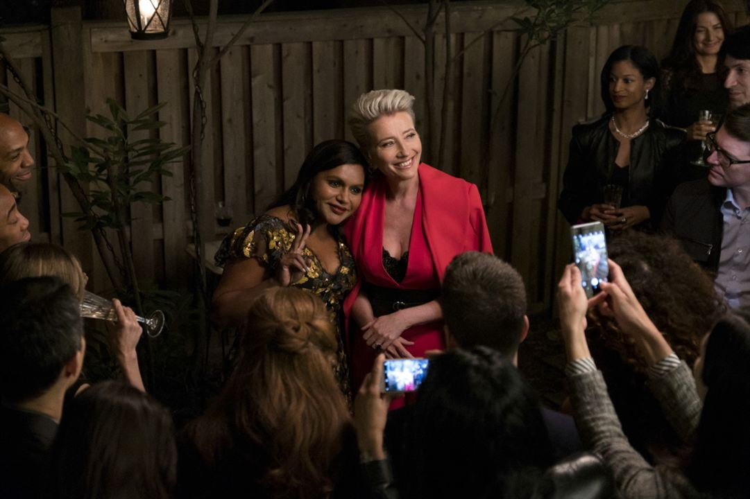 Late Night : Foto Emma Thompson, Mindy Kaling