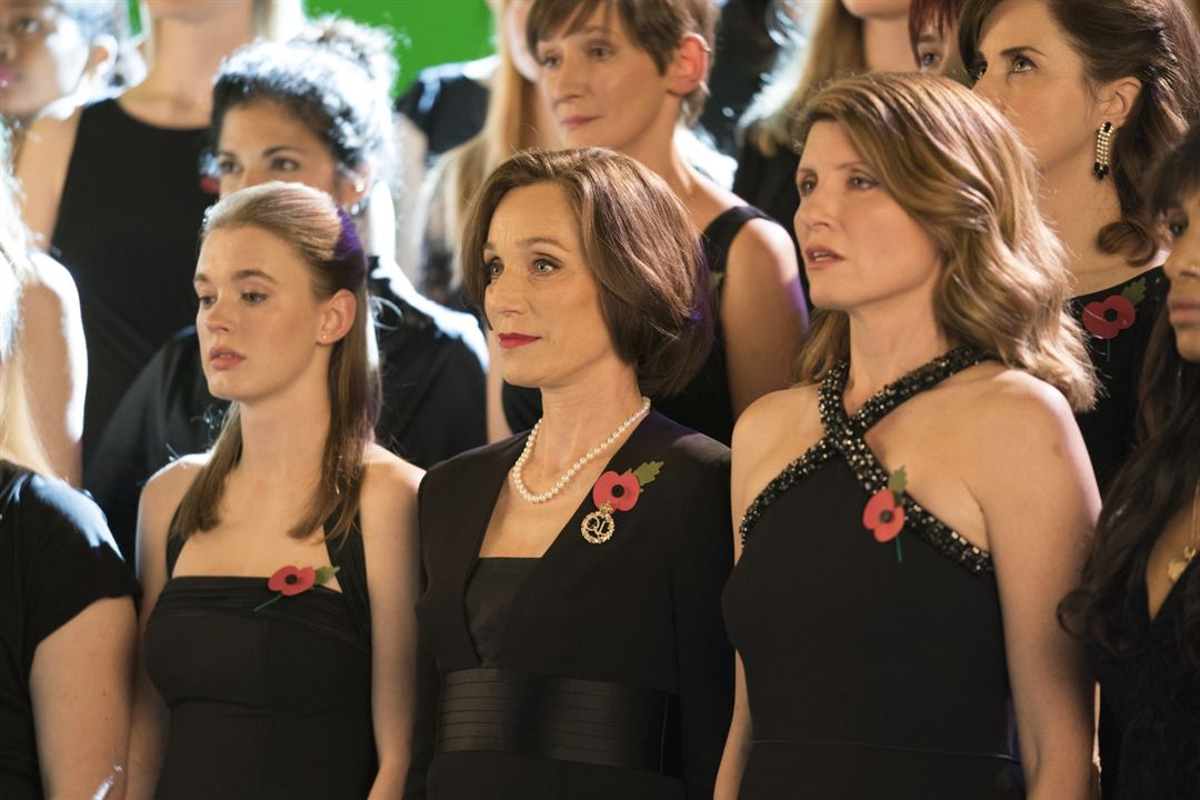 ¡Que suene la música! : Foto Amy James-Kelly, Kristin Scott Thomas, Sharon Horgan