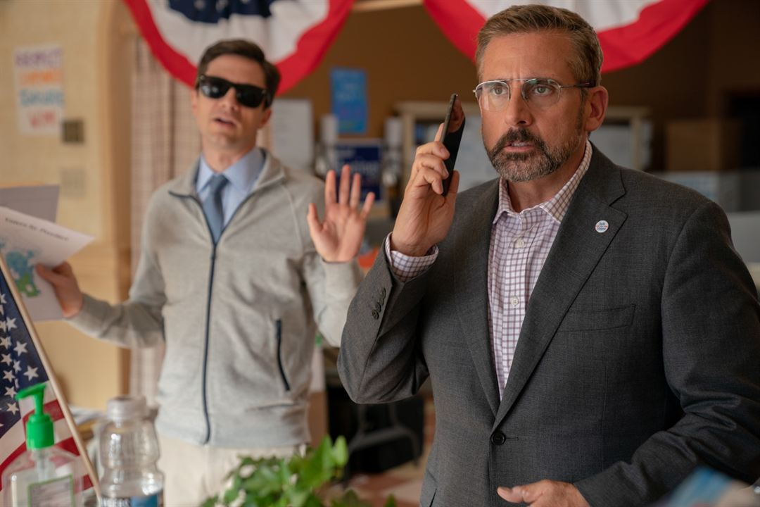 Un plan irresistible : Foto Steve Carell