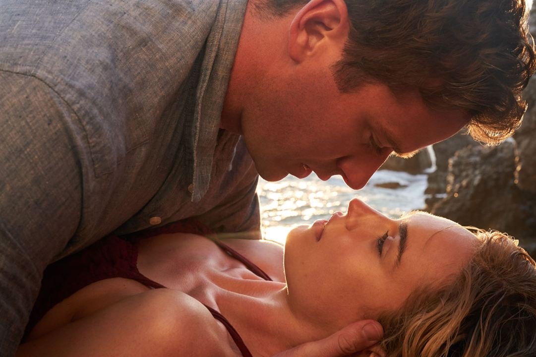 Rebeca: Lily James, Armie Hammer
