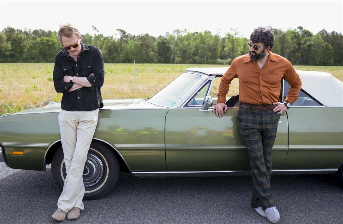 Uncle Frank: Paul Bettany, Peter MacDissi