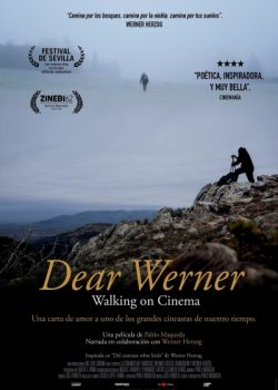 Descargar Dear Werner (Walking on Cinema) Película Documental