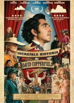 Descargar La increíble historia de David Copperfield HD 1080p Latino Gratis