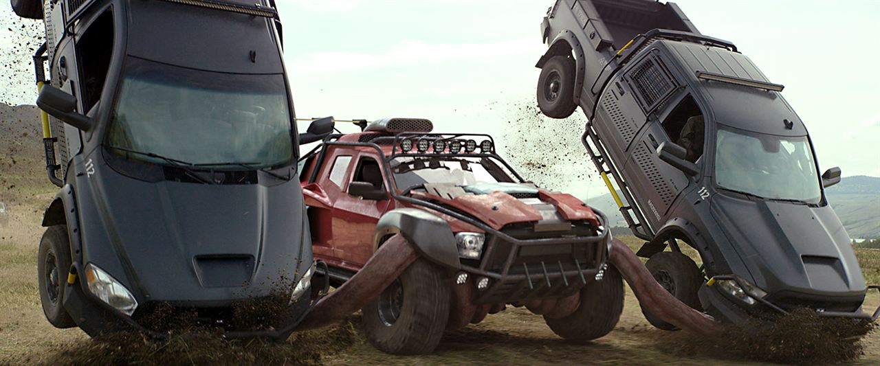 Monster Trucks : Foto